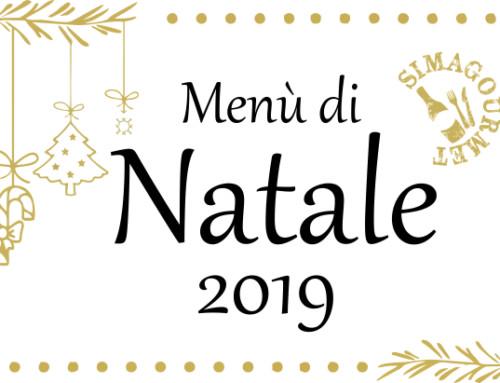 Menù di Natale 2019
