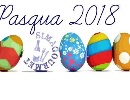 Menu' di Pasqua 2018